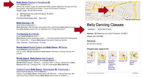 Organic Search Engine Optimization (SEO) - Website Optimization