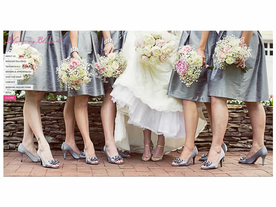 Providence Wedding Florist
